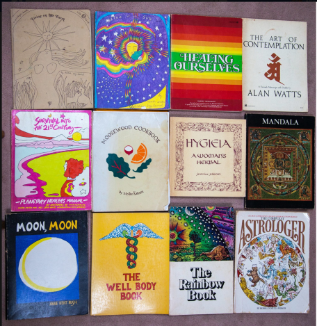 Sharon McCarthy's books from the 1970s