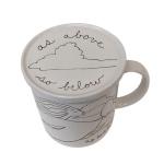 mug photo with decal of drawing-ap bank fes 18